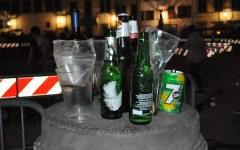 Firenze, movida violenta: ragazzi americani presi a bottigliate