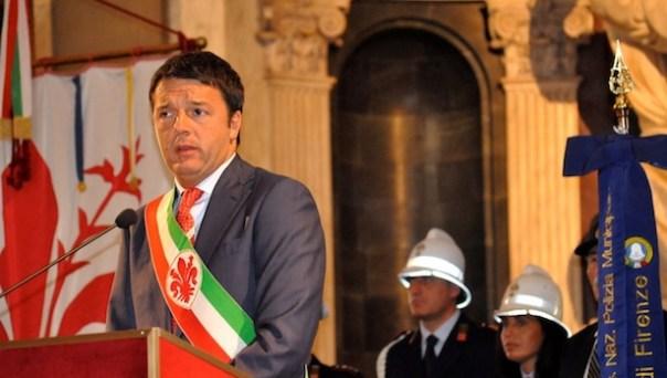 Matteo Renzi sindaco 615x350