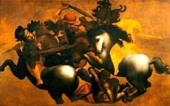 Uffizi, 100 giorni per immaginare la Battaglia d'Anghiari