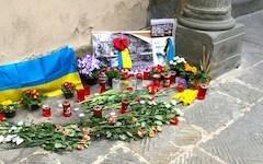 Firenze: donne dell'Ucraina manifestano davanti al consolato di Russia. Liberate il soldato Nadia