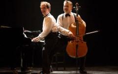 Firenze, l'irresistibile duello in musica di Cirade e Staïcu