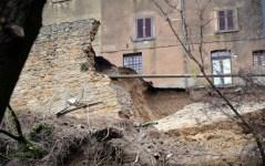 Le mura di Volterra da ricostruire
