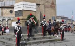 La celebrazione a Firenze del 69° anniversario della Liberazione