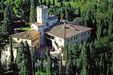 Castello di Montauto, all'Impruneta (Fi)
