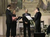 Il Quintetto Polifonico «Clemente Terni»
