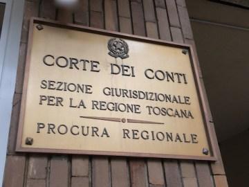 La Sezione Giurisdizionale della Corte dei Conti in Toscana