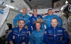 Incontro con gli astronauti, che emozione