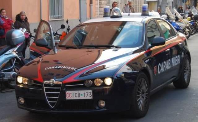 I Carabinieri hanno arrestato un siciliano rapinatore di farmacie