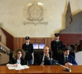 Operazione antidroga condotta dalle squadre mobili di Firenze e Bologna