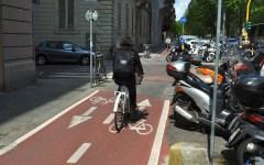 Firenze, in manette gli scippatori delle piste ciclabili