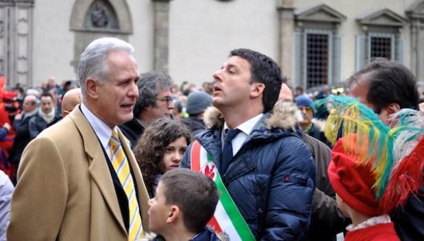 Giani, via alla campagna elettorale: «Check up per migliorare la sanità». Renzi è con lui