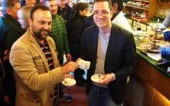 Volterra, la sfida per la ricostruzione del sindaco Buselli: «mosca bianca» vincente nella Toscana del Pd