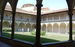Basilica di Santa Croce, secondo chiostro