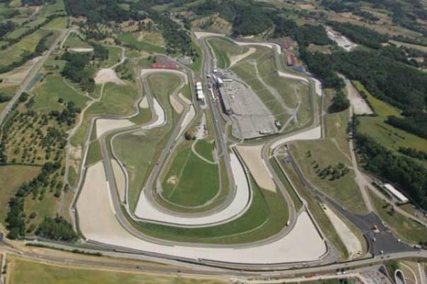 L'autodromo del Mugello ospiterà il 30 maggio il campionato mondiale di motociclismo