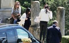 Vip al Forte per le nozze Kardashian-West