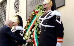 Montecitorio, ricordate le vittime del terrorismo. Firenze smemorata