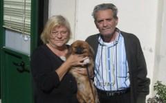 Rudy, pechinese smarrito a Trapani e ritrovato a Firenze dopo 3 anni