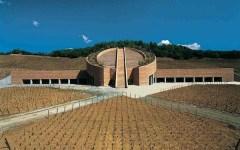 Toscana, vino e architettura: così nascono le «cantine d'autore»