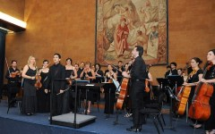I musicisti del Conservatorio Cherubini