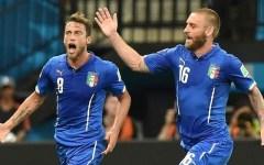 Mondiali 2014, Italia senza De Rossi martedì 24 con l'Uruguay. Ma De Sciglio è guarito