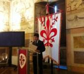 Dario Nardella legge la lista degli assessori