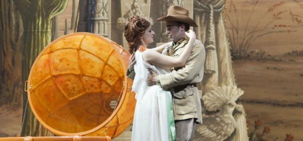 «L'amour des Trois Oranges»