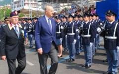 Polizia, in seimila da tutta Italia al raduno nazionale Anps a Salerno