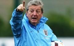 Roy Hodgson, ct dell'Inghilterra