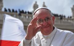 Papa Francesco ha incontrato le Misericordie toscane