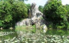 Il parco di Villa Demidoff a Pratolino