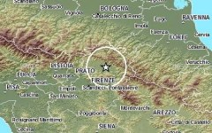 Mugello, scossa di terremoto (magnitudo 3,2) in mattinata, evacuate le scuole