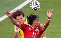 Mondiali 2014, Brasile in semifinale con la Germania. Colombia battuta: 2-1. Asta da 50 milioni per Cuadrado