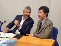 Leonardo Bassilichi e Dario Nardella al Consiglio della Camera di Commercio di Firenze
