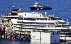 Concordia, Gabrielli: «Partenza per Genova martedì 22 luglio»