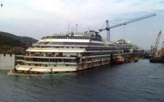 Concordia, stop della Francia alla rotta davanti alla Corsica. Partenza per Genova il 21 luglio