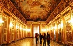 La Sala Luca Giordano in Palazzo Medici Riccardi, sede della Provincia di Firenze
