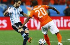 Mondiali 2014, Olanda-Argentina