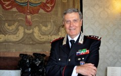 Carabinieri: Zottin torna a Firenze da vice comandante generale