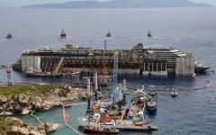 Micoperi: dopo l'operazione Concordia, pronto il progetto per pulire i fondali del Giglio