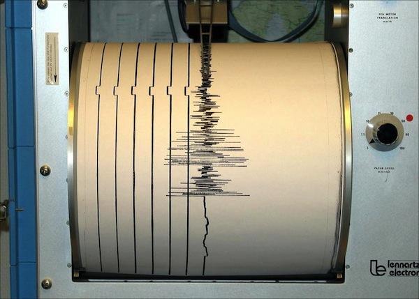 Forte scossa di terremoto tra Abruzzo e Lazio: magnitudo 5.3