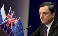 Euro: Draghi, l'uscita dalla moneta unica costerebbe 358 miliardi all'Italia