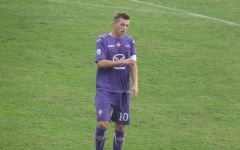 Fiorentina: Bernardeschi show (gol e assist) nell'Under 21. Ma s'infortuna