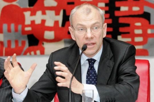 Marcello Clarich, presidente della Fondazione Mps