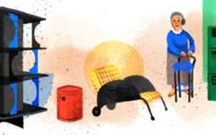 Da Google, con milioni di click, un omaggio alla creatività italiana