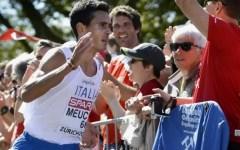 Europei di atletica: il pisano Daniele Meucci medaglia d'oro nella Maratona