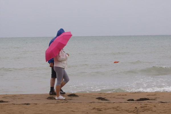 Un'estate all'insegna del maltempo