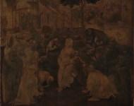 Adorazione dei Magi, Leonardo da Vinci