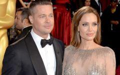 Matrimonio Pitt-Jolie: Ferragamo e Versace hanno vestito gli sposi