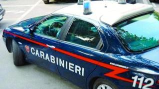 Carabinieri Gazzella 112
