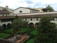 Chiostro di Santa Verdiana